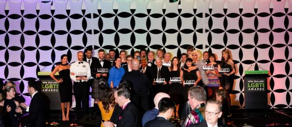 The inaugural New Zealand's First LGBTI Awards raises $10,000 for Youthline in a highly successful awards evening.