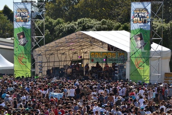 Sounds in the Sun 2011