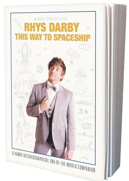 This Way to Spaceship book cover