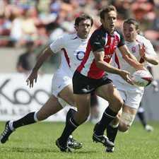 Centre Ryan Smith is one of four Canadian survivors from the Canucks-Tonga match in 2003