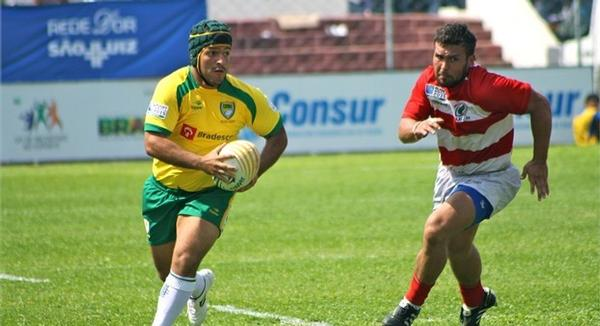 Brazil's dream of a place at RWC 2015 remains alive after they beat Paraguay in the latest stage of the Americas qualification process in October.