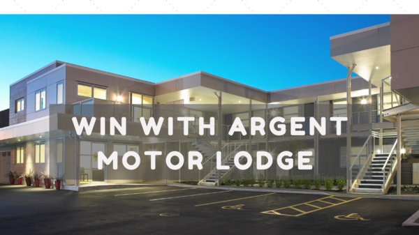 Book to stay at Argent Motor Lodge in Hamilton before the end of 2019 and get the chance to WIN TWO NIGHTS' FREE ACCOMMODATION FOR TWO plus a $100 dinner voucher.