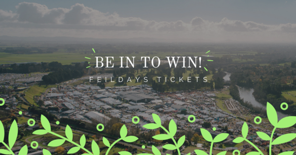 New Zealand's leading provider of space saving storage systems, Bruns, announce an exciting Facebook giveaway involving the 2019 Fieldays at Mystery Creek.