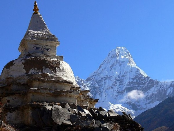 Himalayas - the bvack drop to three weeks of of an unforgettable journey