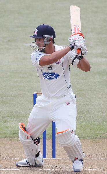 Auckland Aces Anaru Kitchen and Bruce Martin make NZ A cricket side