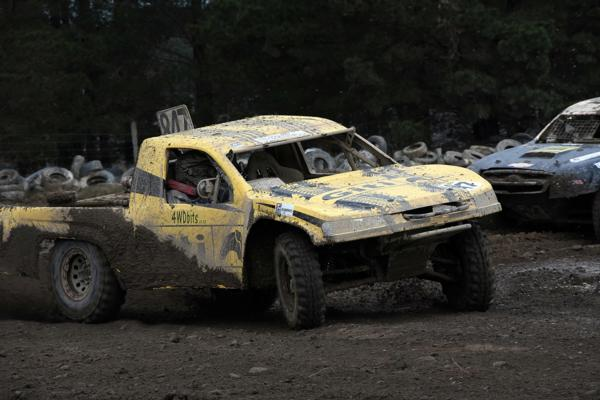 Leader: Bryan Chang is coming to the national Stadium Offroad Racing Championship