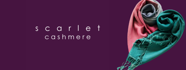 Keep yourself warm this winter with New Zealand's leading provider of cashmere scarves, Scarlet Cashmere.
