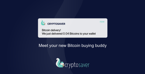 Cryptosaver is the easiest way to buy Bitcoin