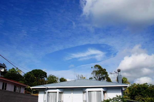 30 March: Evidence of HAARP or related technologies in use in Northland to create drought