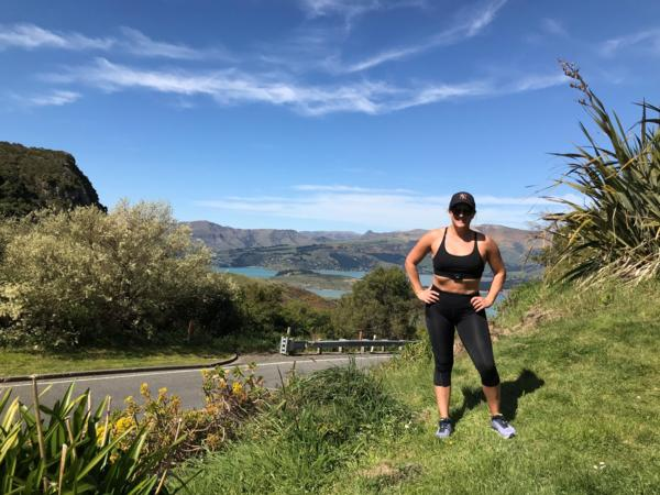 The Hits breakfast presenter Brodie Kane has been racking up the training miles as she prepares to tackle the Kathmandu Coast to Coast mountain run.