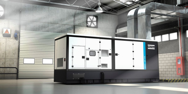 Standby Power Without Compromise: Worldwide Industrial Giants Atlas Copco New Zealand's Industrial Generators Provide Maximum Performance With A High Load Factor.