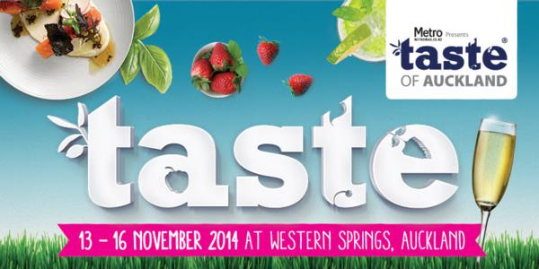 Taste of Auckland announces Big, Bold and Tasty line-up for 2014