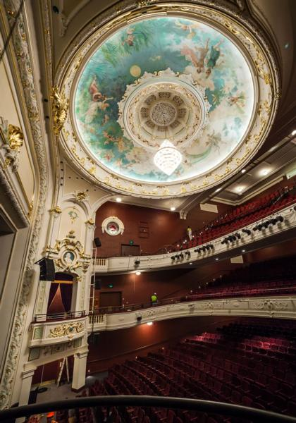 The Fully Restored Isaac Theatre Royal