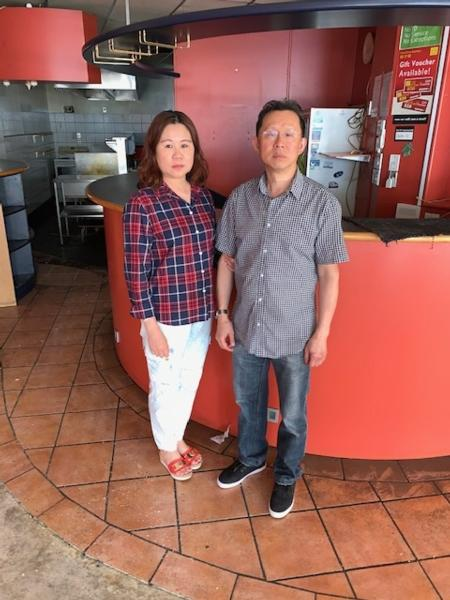 Stella and Wesley Li of The China Kitchen in Papanui, Christchurch