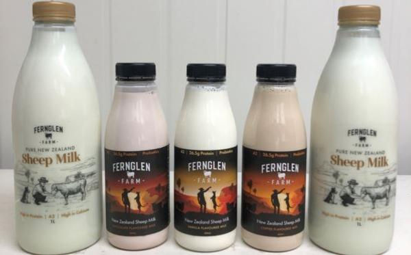 The many benefits of switching to sheep's milk with New Zealand's leading Masterton based artisan sheep's milk producer, Fernglen Farm.