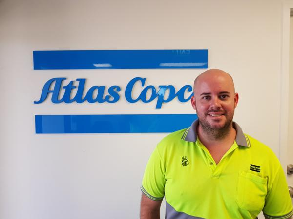 Introducing Bradley Bache: Outstanding Service Engineer of the world's leading industrial equipment manufacturing company Atlas Copco New Zealand.