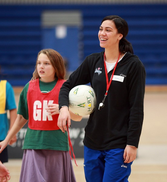 ANZ Skills Sessions Auckland Netball Centre