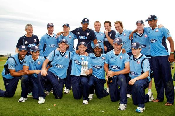 Auckland Aces v Canterbury Wizards One-Day Cricket