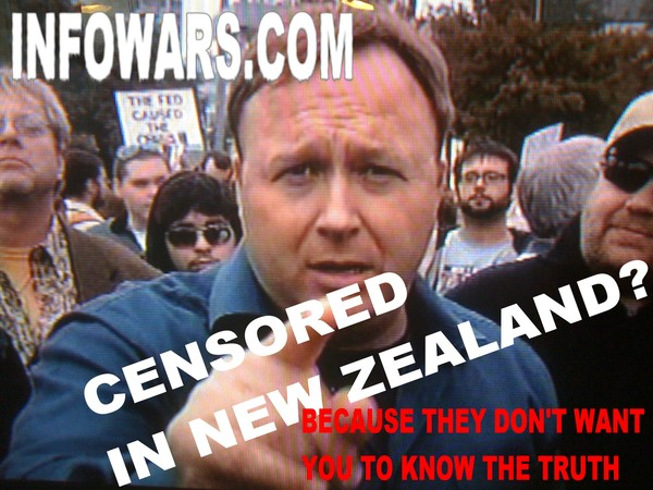 Internet Censorship: Major Truth Providing Websites Blocked By Asia Netcom To New Zealand Users