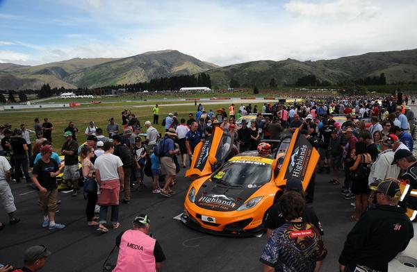 Prospective competitors and enthusiastic spectators are already calling Highlands Motorsport Park in New Zealand's famed Central Otago region for more information about the next Highlands 101 endurance race event.