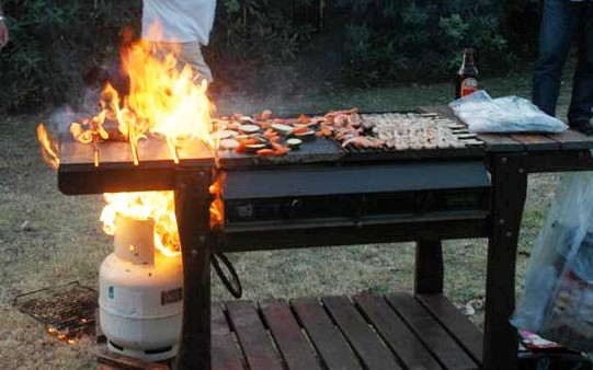 Family Bbq Safety Tips Infonews Co Nz New Zealand News