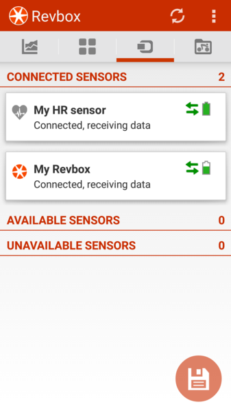 Examples of Revbox Power App in use