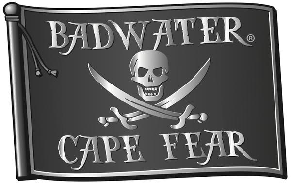 Badwater Cape Fear logo