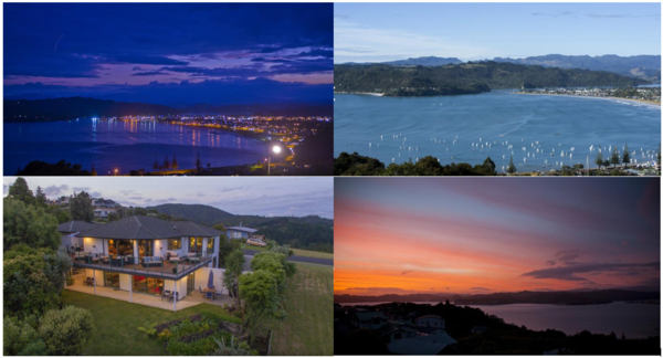 A luxury seaside lifestyle is on offer at New Zealand's favourite summertime playground &#8211&#x3b; 91 Centennial Drive, Whitianga.