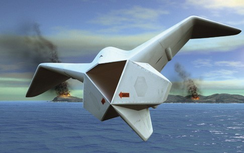 Spy Drones To Enforce CO2 Regulations