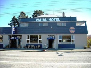 Waiau Hotel for sale in Southland New Zealand