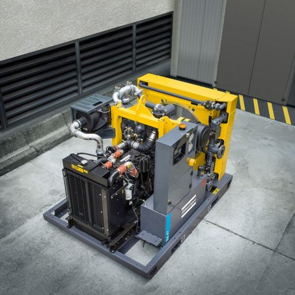 Boost your productivity with high-pressure boosters from Leading Worldwide Industrial Giant Atlas Copco New Zealand.