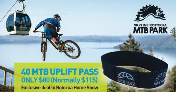 Exclusive deal at Rotorua Home & Lifestyle Show