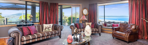 The Flying Trout Boutique Lodge is one of Taupo's leading luxury lakeview accommodations.