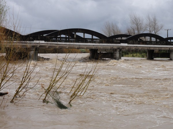 Monday's flood caused havoc in its southern region.