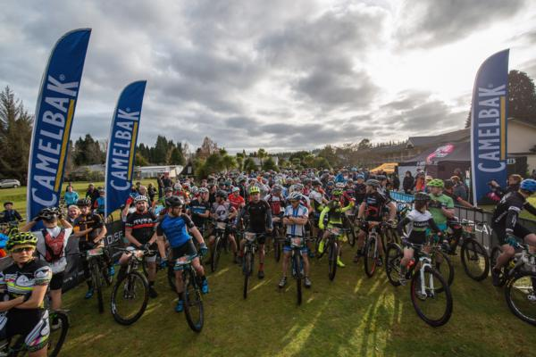 Riders continue to swarm to the Craters Classic