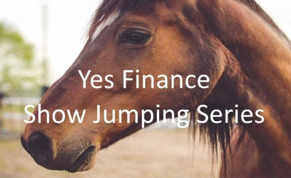 Yes Finance sponsor the summer show jumping series at Pointways Pony Club.