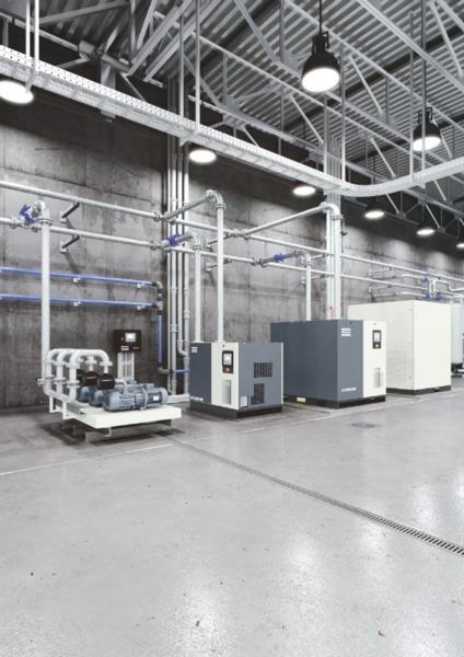 Worldwide Industrial Tools and Solutions Company Atlas Copco New Zealand Provide Top-Quality Vacuum Equipment and Services.