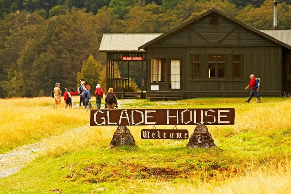 Glade House today