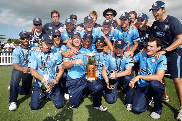 Auckland Cricket Announces 15 Man Aces Squad for Champions League T20