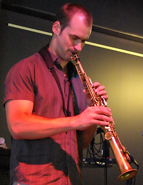 James Annesley on the Melbourne jazz scene.