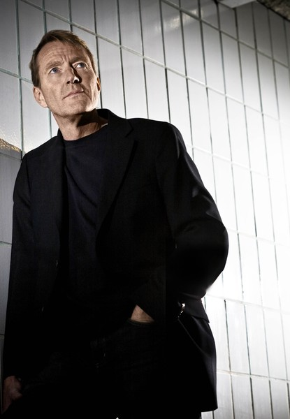 Bestselling international author Lee Child