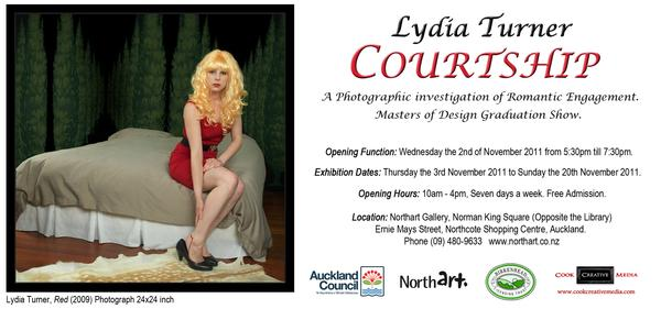 """Courtship"" Photography Exhibition Lydia Turner"