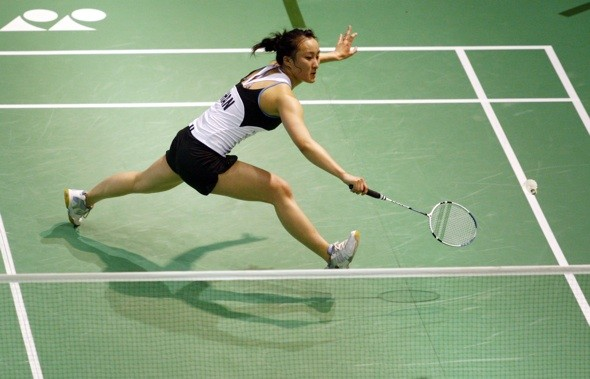 New Zealand Badminton Player Wins Impressively At Estonia ... Badminton Players Position
