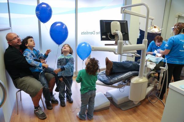 Over $120,000 Free Dental Treatments on Lumino Day