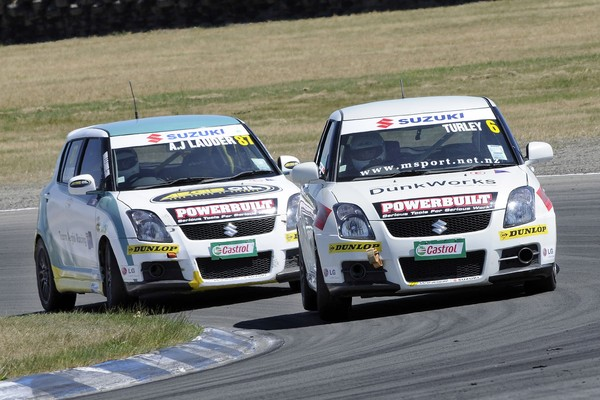 turley tops christchurch race for suzuki swift sport cup. Black Bedroom Furniture Sets. Home Design Ideas