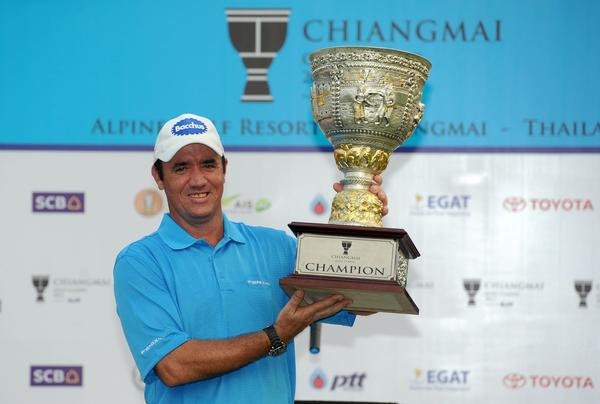 Scott Hend, who ranked number one in driving distance on the 2013 Asian Tour, is joining the field at the 2014 NZ Open.