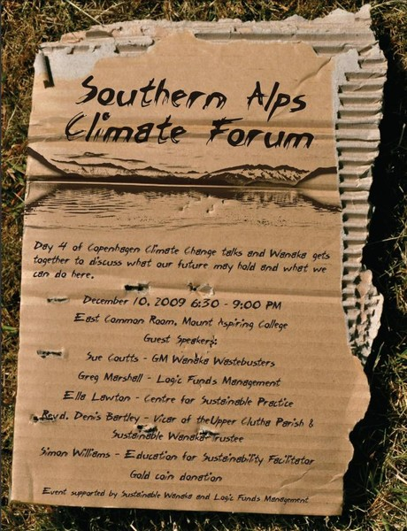Southern Alps Climate Forum | infonews.co.nz New Zealand's local ...