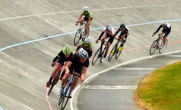 Burkes Cycles Track Cycling Speed League