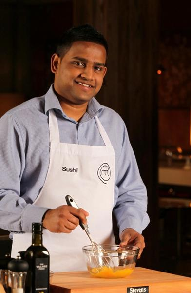 MasterChef Season 4 contestant Sushil will conduct an intimate demonstration.