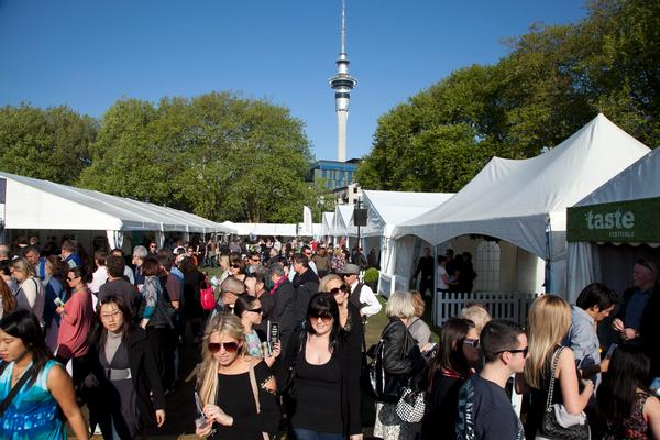 Taste of Auckland begins Thursday November 15th at Victoria Park!